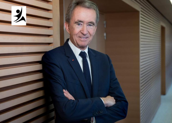 Bernard Arnault, A French Businessman's Life, Rich and famous in the World