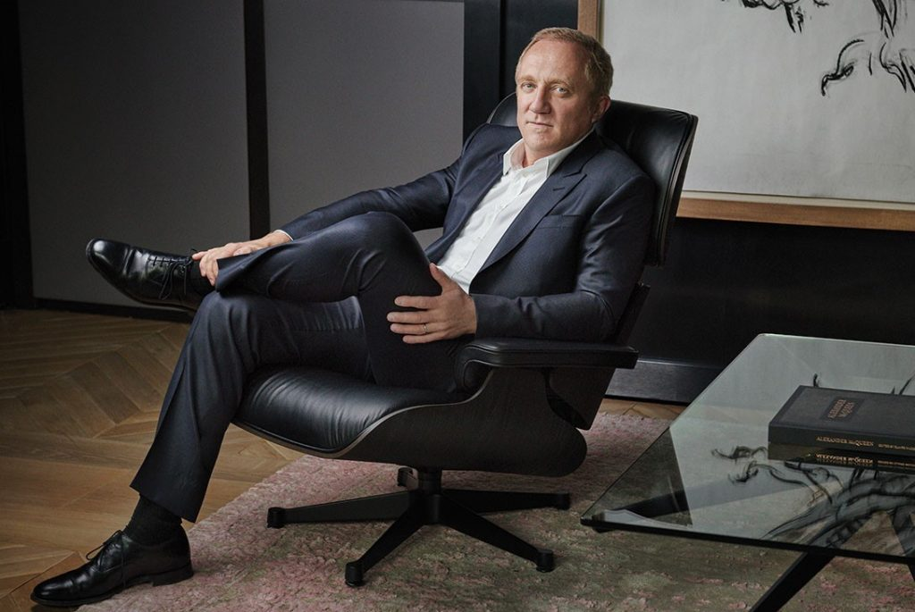Cannes Fashion Partner Francois-Henri Pinault on His Festival Strategy and Why the Red Carpet Matters