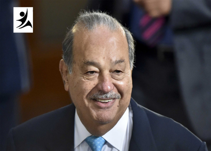 Carlos Slim, Owner of the biggest organization of Mexico