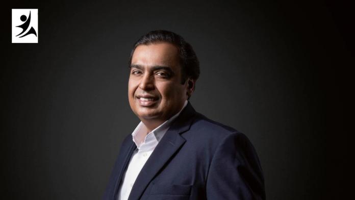 Mukesh Ambani, The CEO of Reliance Company Pvt. Ltd