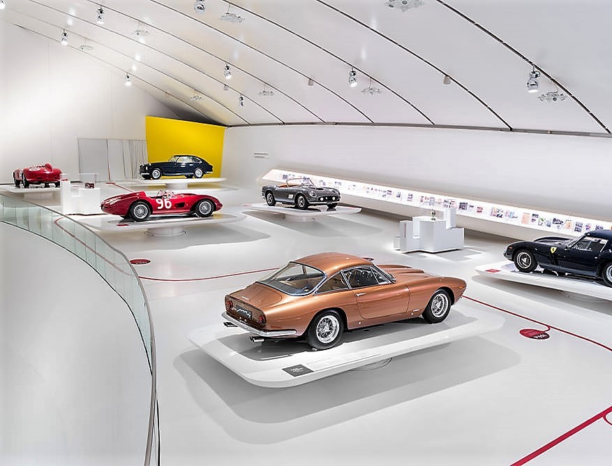 Enzo Ferrari Museum announces Timeless Masterpieces exhibition