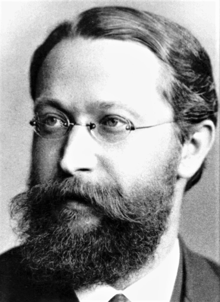 Ferdinand Braun, the inventor of Cathode Ray Tube and TV
