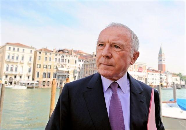 Francois Pinault, an Italian Business tycoon's CEO