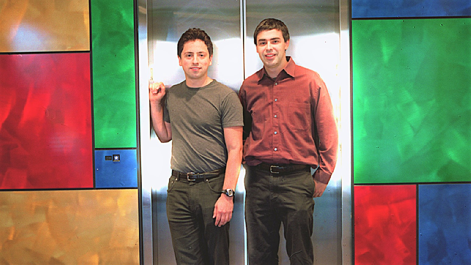 How Google's Founders Slowly Stepped Away From Their Company