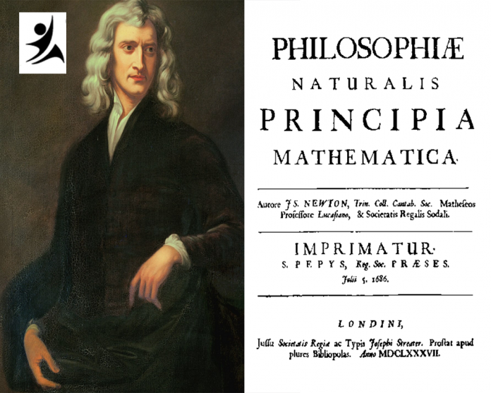 Inventor of Gravity, Isaac Newton.
