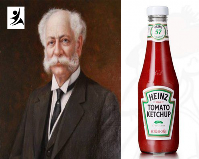 Inventor of Tomato Ketchup