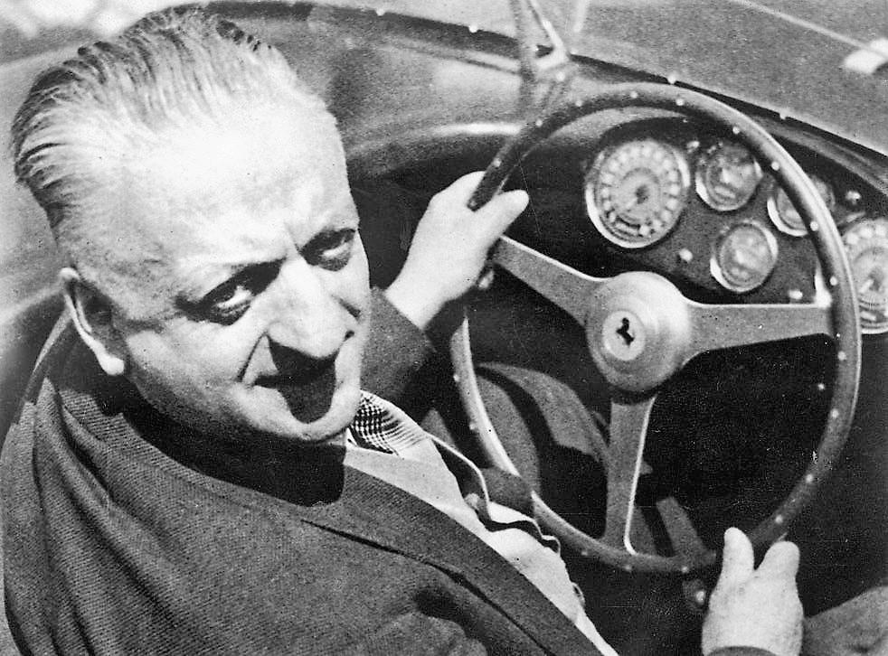 Italian police foil plot to steal body of Formula One pioneer Enzo FERRARI