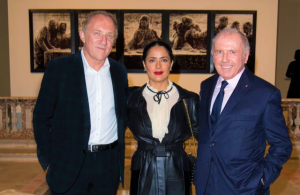 Italy Honors François Pinault for Contributions to Luxury and art