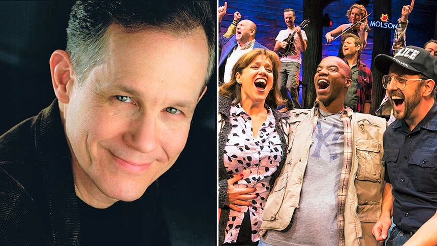 Jim Walton Takes on Seven Questions About Come From Away