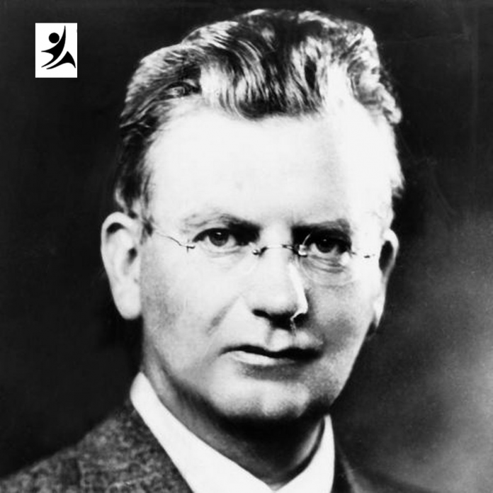 John Logie Baird, the inventor of black and white and colored TV inventor