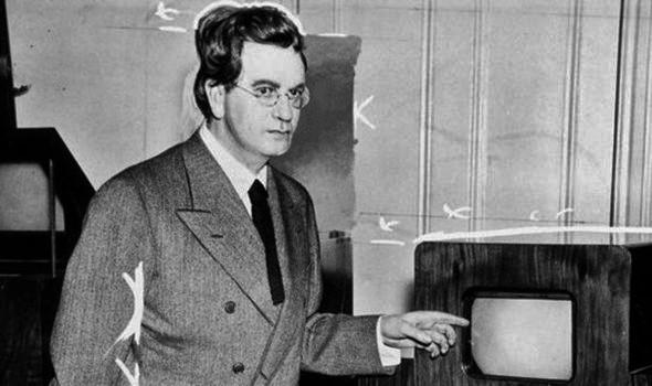John Logie Baird's genius brings us the world