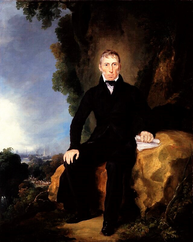 John Loudon McAdam who is The Father of the Modern Road