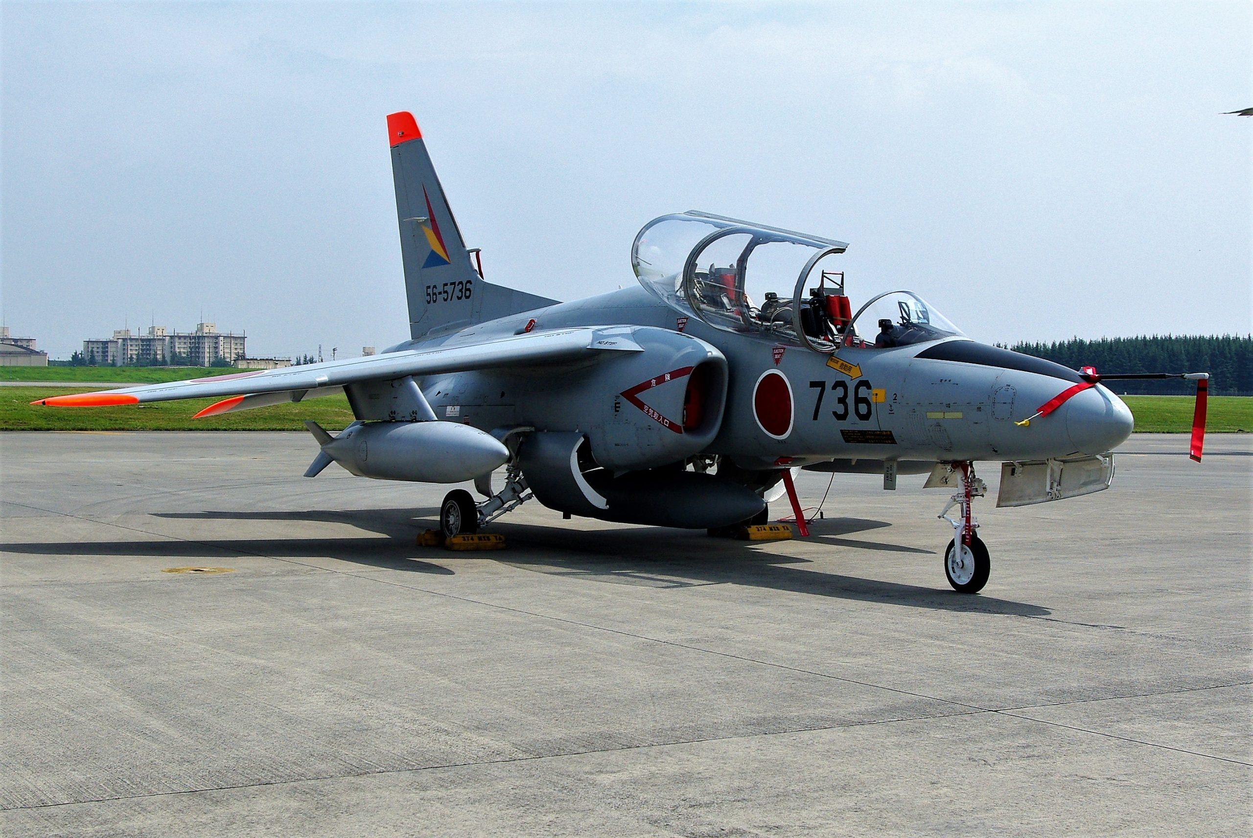 Kawasaki Aeroplane Engine, fighter jet