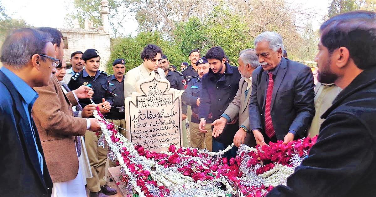 Malik Muhammad Saad Khan shaheed
