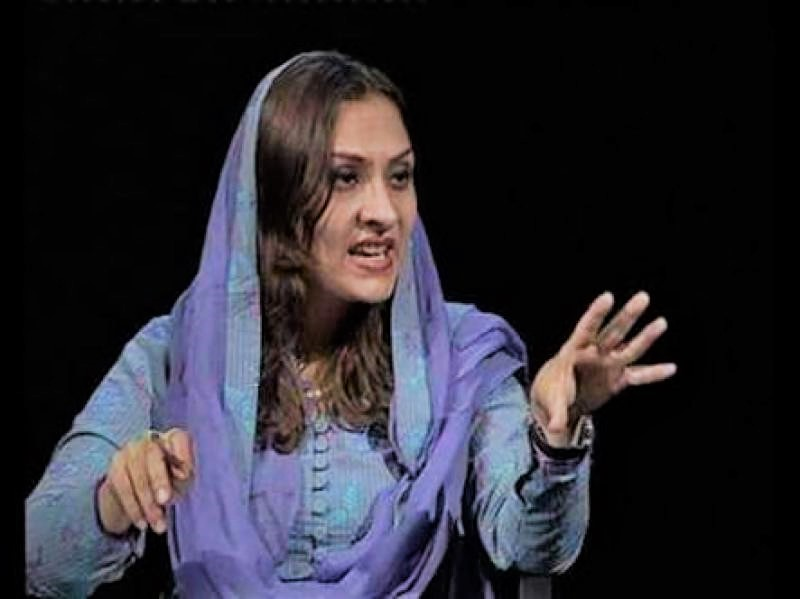 Marvi Memon lashes out at party leadership