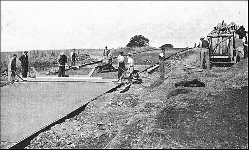 Road Engineering in ancient times