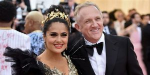 Salma Hayek's Billionaire Husband François Hebri Pinault