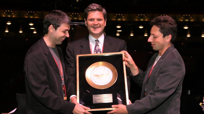 Sergey Brin  Academy of Achievement