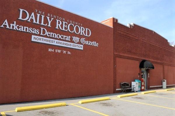 The Benton County Daily Record