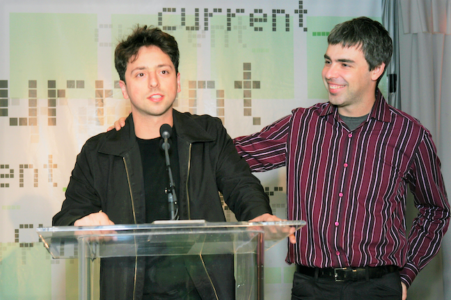 Why Larry Page and Sergey Brin were smart to step back from Google
