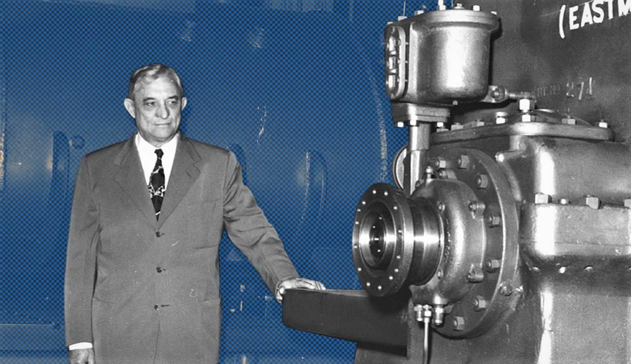 First Air Conditioner inventor, Willis Carrier