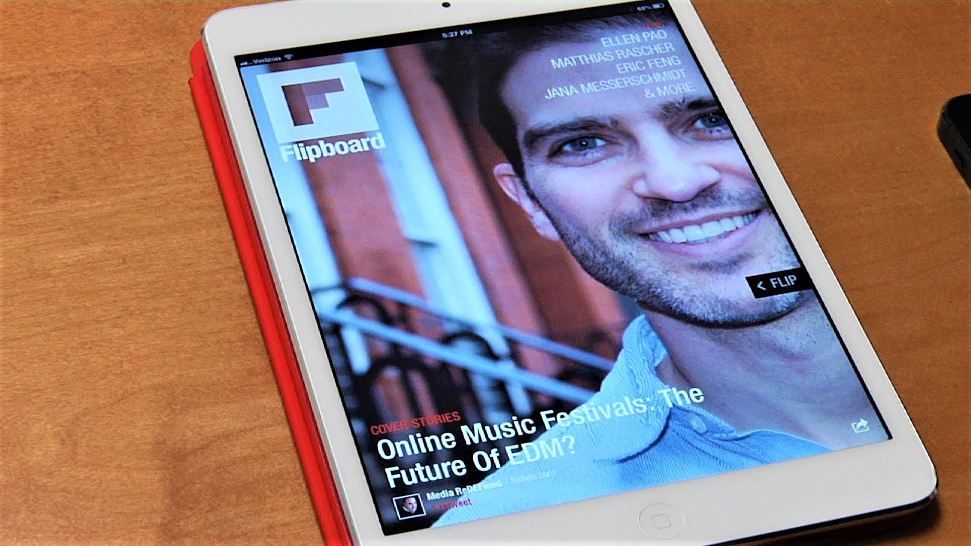 Flipboard Opens Up Users Can Now Make Their Own Magazine via YouTube