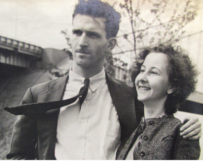 George Charles Devol married for 65 years old, Eveln