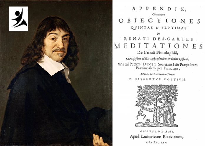 Inventor of Geometry and work on different Subjects by René Descartes