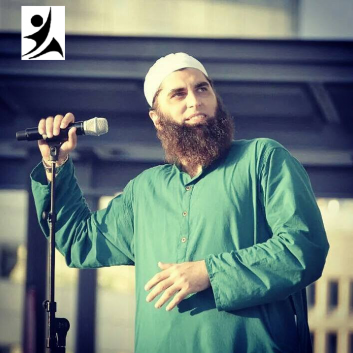 Junaid Jamshed, a famous singer and an Islamic Preacher