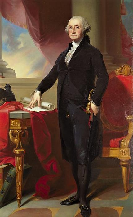 Notes towards a white history of George Washington