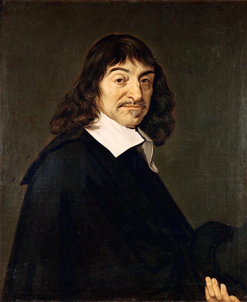 René_Descartes who invent different things