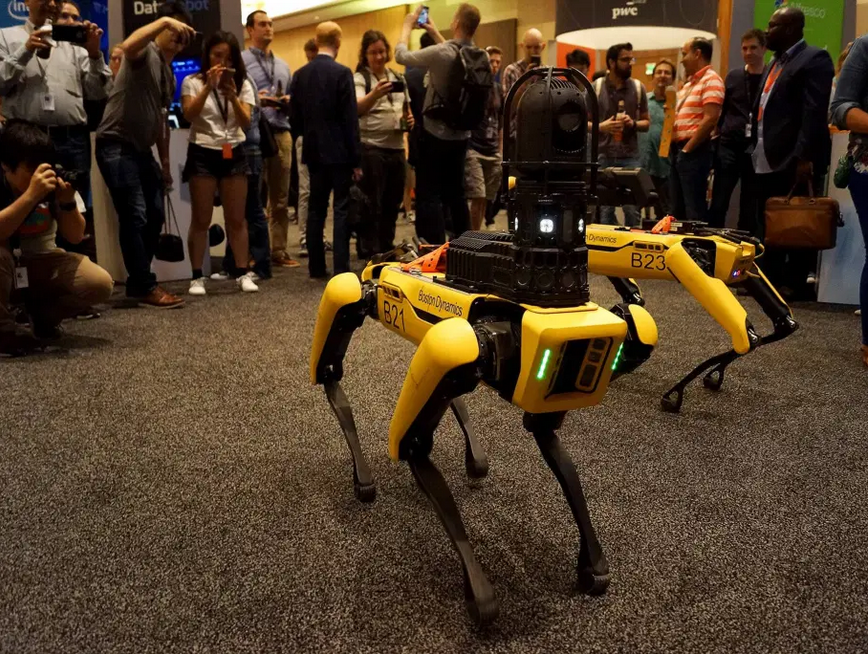 Spot Boston Dynamics First Robot To Become A Commercial product soon