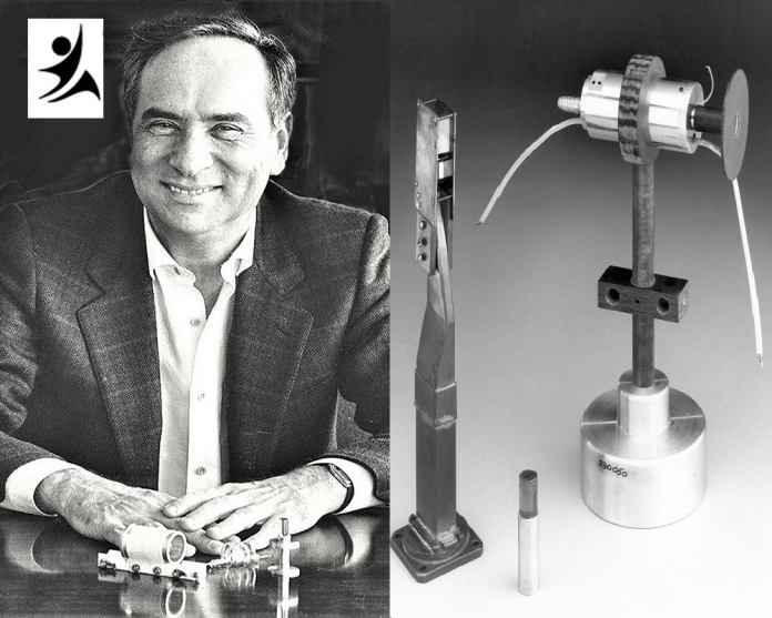The Inventor of Laser