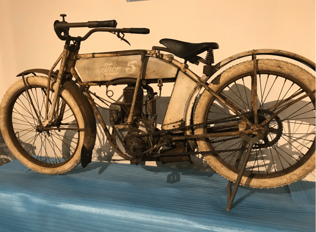 The National Packard Museum presents Evolution of Motorcycling