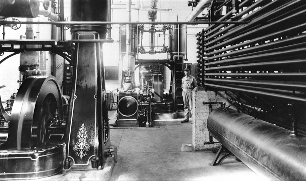 Willis Carrier - Manufactured Weather - 1915-1922