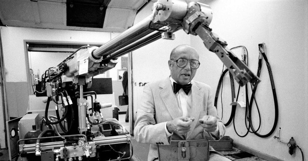 World's First Industrial Robot