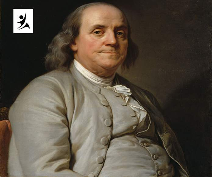 A painting of Benjamin Franklin from 1778