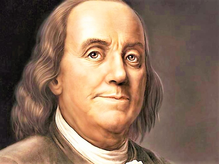 Benjamin Franklin and the Civic Virtues of the First American