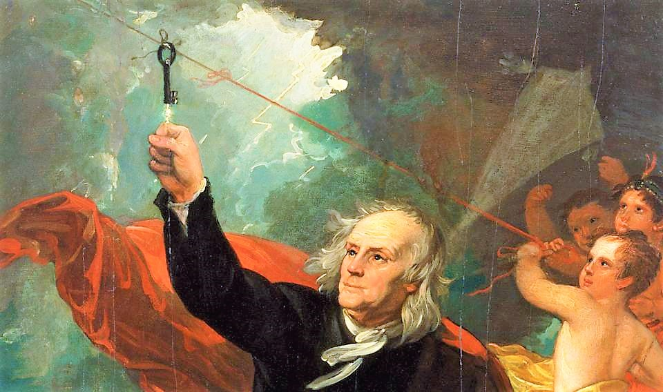 Benjamin Franklin and the Kite Experiment