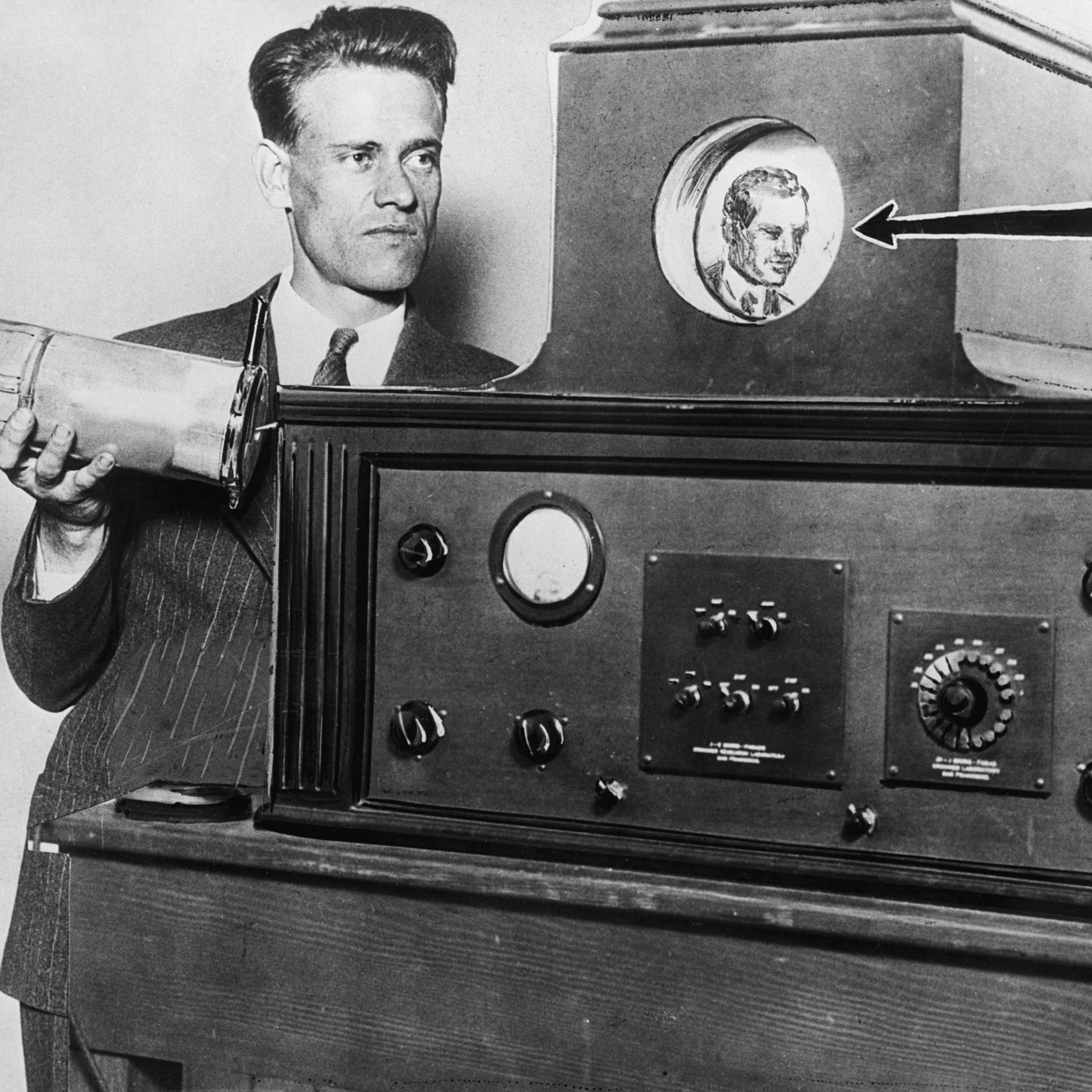 Biography of Philo Farnsworth, American Inventor