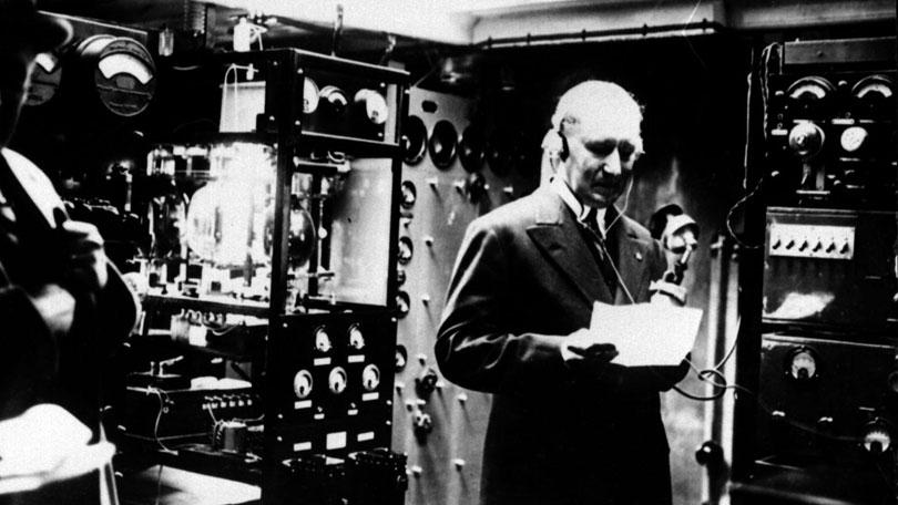 Entrepreneurship Archives of Guglielmo Marconi