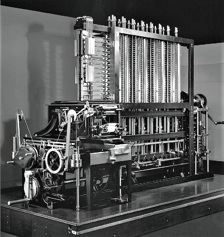 Figure 6 from The construction of Charles Babbage's Difference engine 2