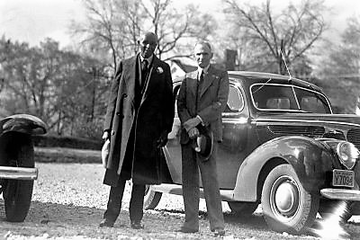 George Washington Carver and Henry Ford Shared a Bio-fuel (Ethanol) Vision