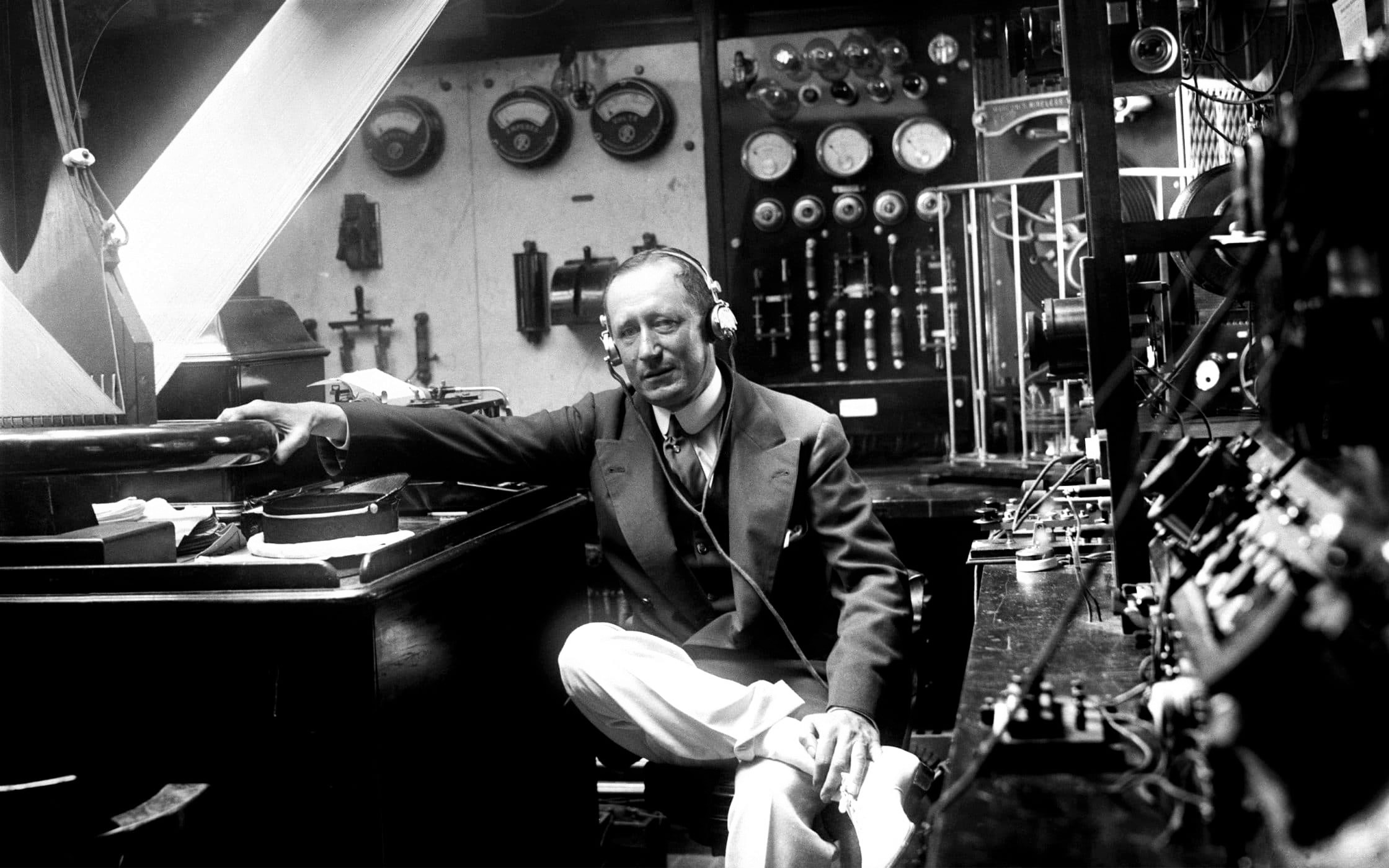 Guglielmo Marconi Celebrating the Father Of Radio
