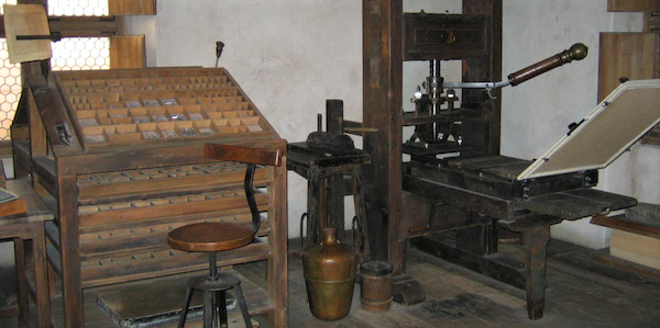 Gutenberg's Legacy and the Continued Power of Print