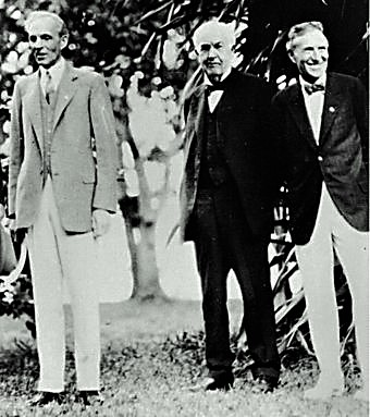 Henry Ford and Quaid-e-Azam Muhammad Ali Jinnah