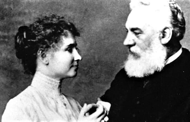 How Alexander Graham Bell Helped Helen Keller Defy the Odds