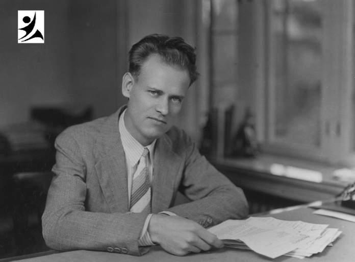 Philo Farnsworth desk television research lab 1936