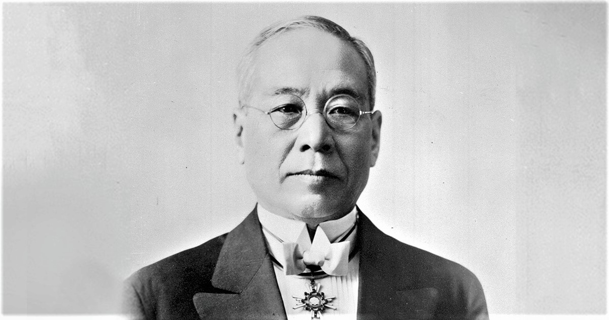 Sakichi Toyoda who Became the richest Businessman in Japan