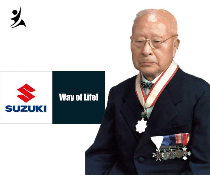 The Founder and owner of the Suzuki and the Company, Michio Suzuki
